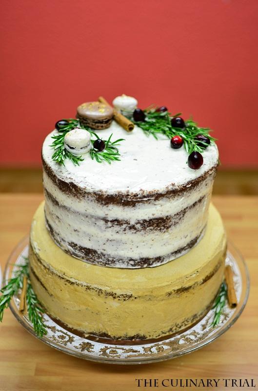 Et Voila Die Sechste Hochzeitstorte The Culinary Trial